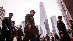 Actos de conmemoración del 11S en Nueva York. (AFP)