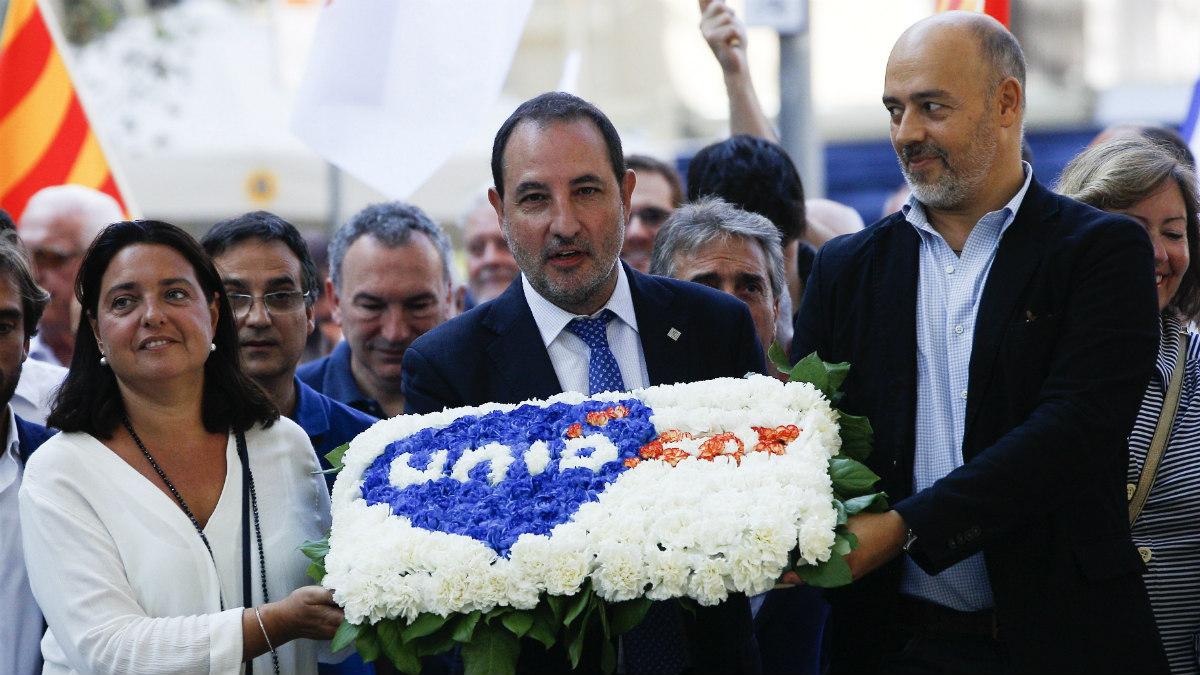 Ramón Espadaler, diputado del PSC