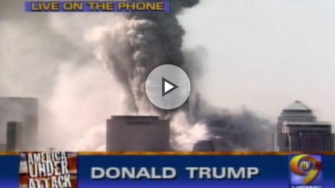 Donald Trump tras el 11-S: «Ahora mi edificio es el más alto»
