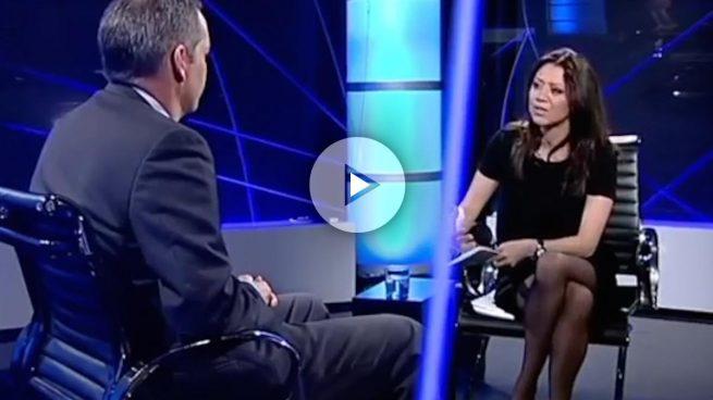 El zasca del cónsul americano a la esposa de Puigdemont cuando intenta venderle la independencia de Cataluña