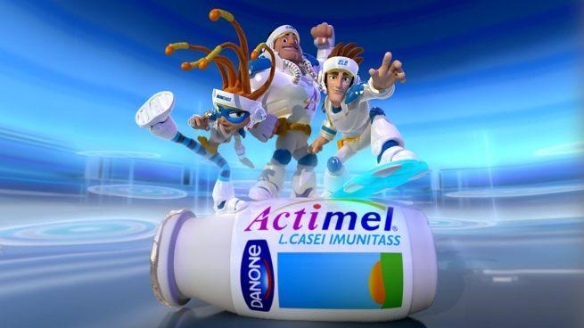 Danone compra a pediatras españoles para que 'receten' Actimel