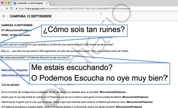 Captura boicoteada de Ramón Espinar. (Clic para ampliar)