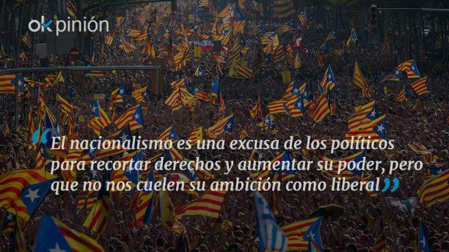 De liberales, fachas e independentistas catalanes