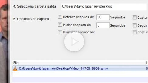 Fotograma de un vídeo del chat «Guerrilla».