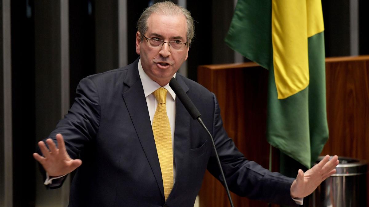 Eduardo Cunha. (Foto: AFP)