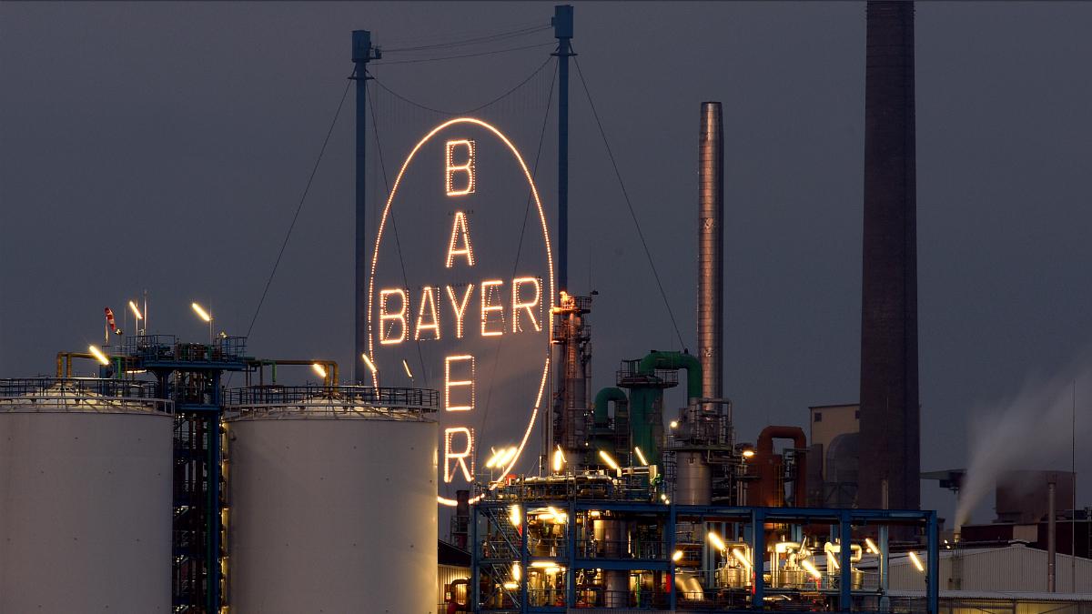 Factoría de Bayer en Leverkusen (Foto: GETTY).