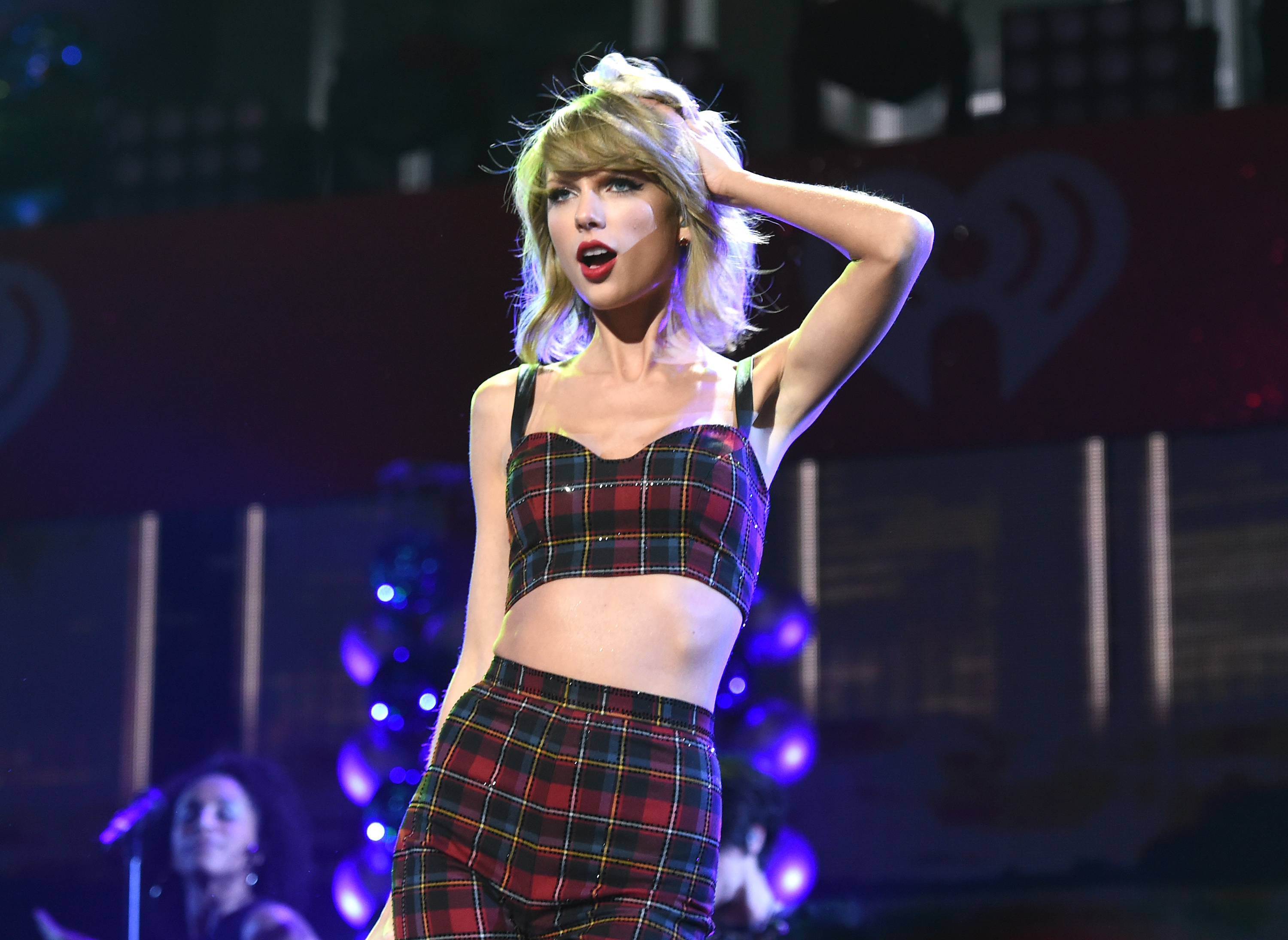 Z100's Jingle Ball 2014 Presented By Goldfish Puffs – Show