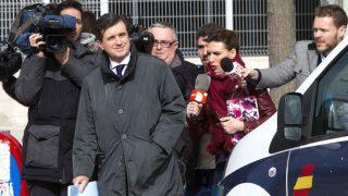 El ex presidente del Govern Jaume Matas, durante el juicio del caso Urdangarin (Foto: Cati Cladera/EFE)