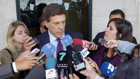 Juan Carlos Quer, padre de Diana. (Foto: EFE)