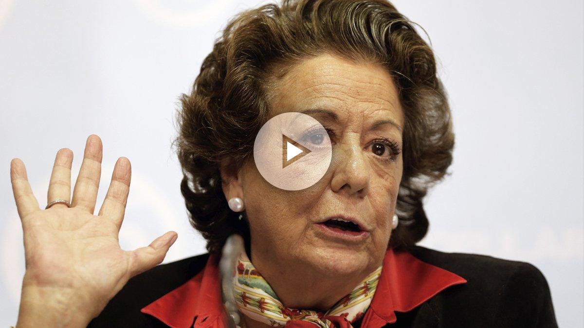Rita Barberá. (Foto: EFE)