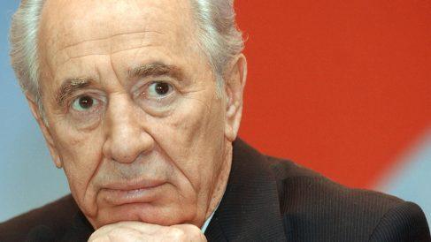 Simon Peres. (Foto: AFP)