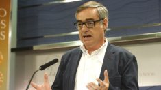 José Manuel Villegas. (Foto: EFE)