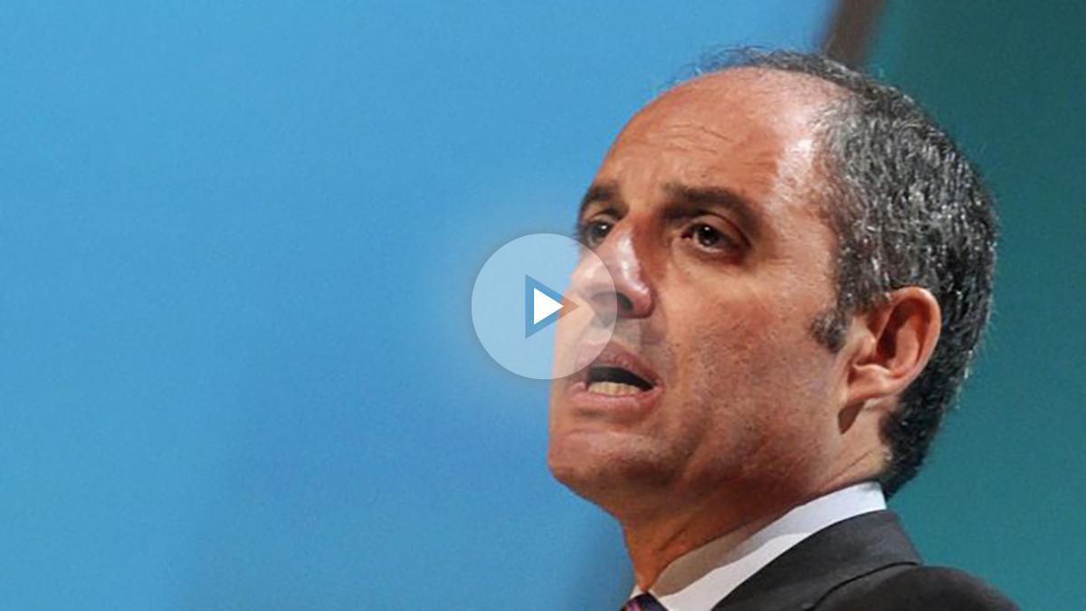 El ex presidente valenciano Francisco Camps. (Foto: AFP)