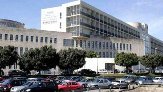 Hospital universitario de La Ribera, en Alzira (Valencia)