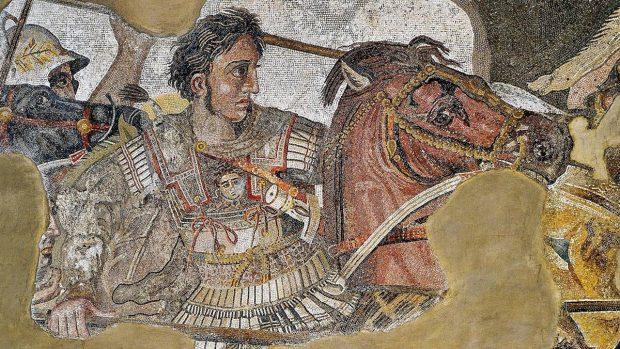 Líderes mundiales: Alejandro Magno