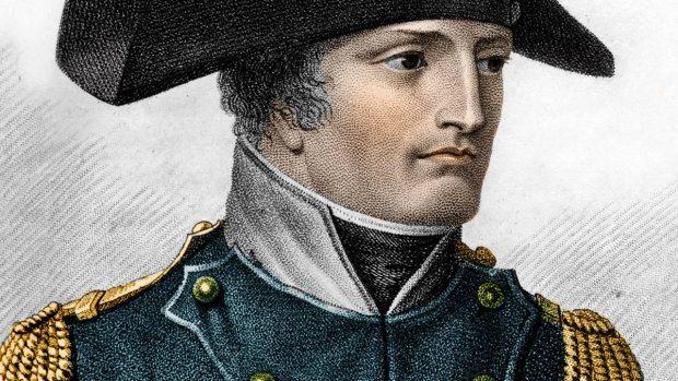 Líderes mundiales: Napoleón Bonaparte