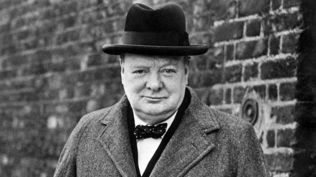 Líderes mundiales: Winston Churchill