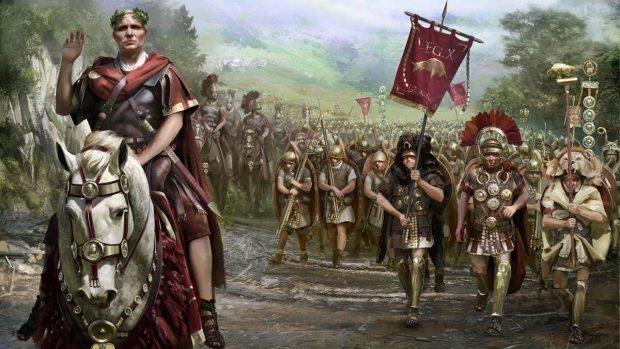 Líderes mundiales: Julio César