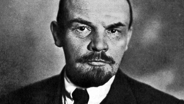 Líderes mundiales: Vladimir Lenin