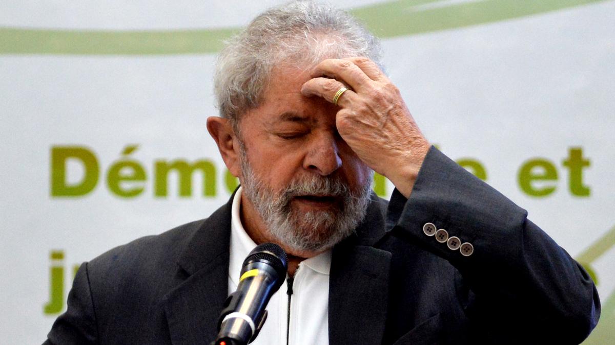 El ex presidente brasileño Luiz Inácio Lula da Silva. (Foto: AFP)