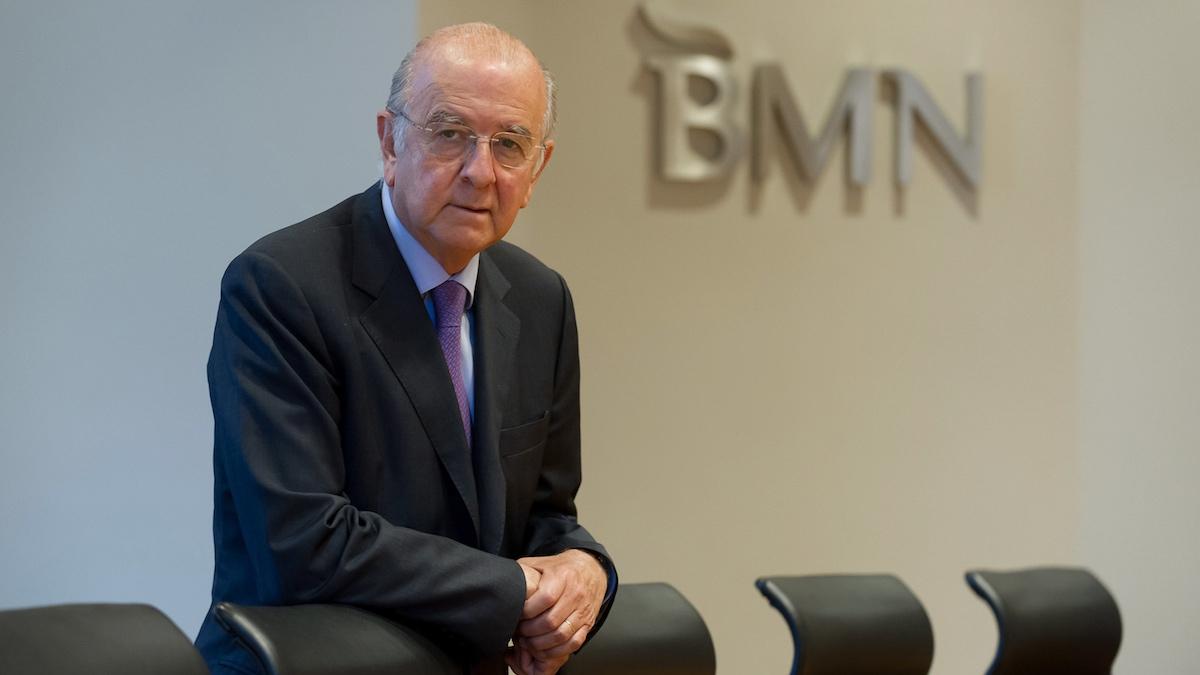 El presidente de BMN, Carlos Egea. (Foto: EFE)