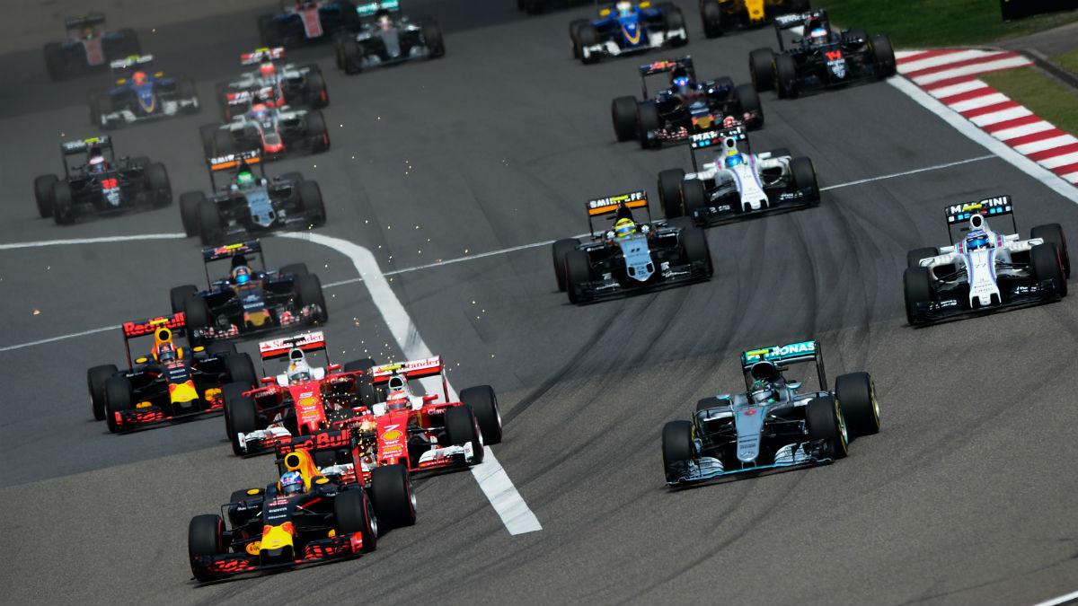 La parrilla 2017 de la Fórmula 1 va poco a poco tomando forma. (Getty)