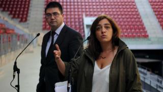 Carlos Sánchez Mato y Celia Mayer. (Foto: Ayuntamiento de Madrid)