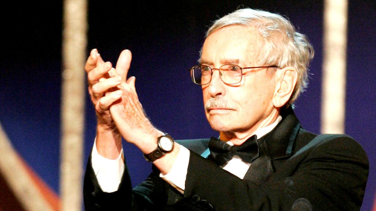 Edward Albee en una imagen de 2005 (Foto: Reuters).