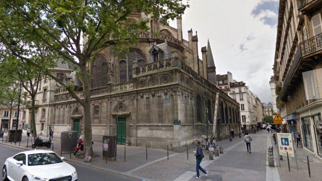 iglesia-paris-saint-leu-saint-gilles