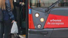 Los trabajadores del bus urbano de Zaragoza plantean una huelga en torno a las Fiestas del Pilar 2017