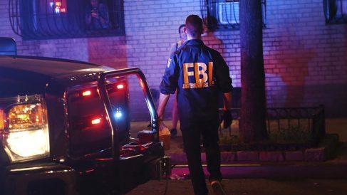 Un agente del FBI (Foto: AFP)