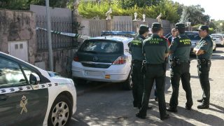 Agentes de la Guardia Civil (Foto: Efe).