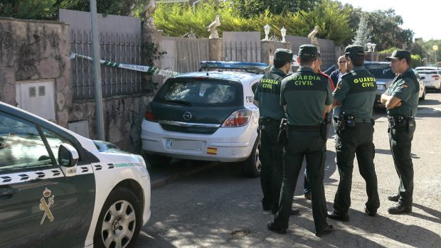 Guardia Civil-Alicante