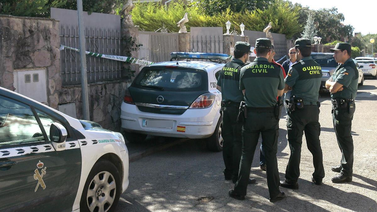 Agentes de la Guardia Civil (Foto: Efe).