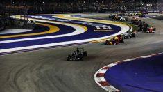 La Fórmula 1 ha dejado de tener emoción (Getty)
