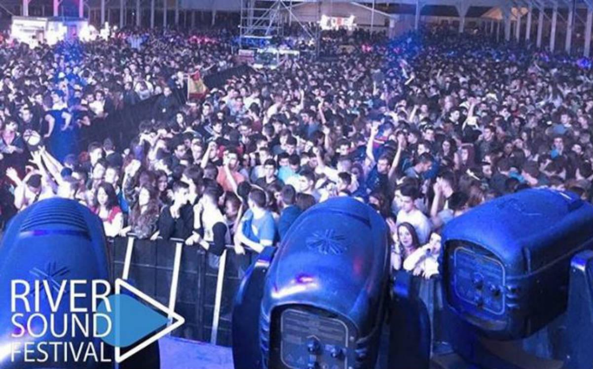 El River Sound Festival - Programa de Fiestas del Pilar 2017