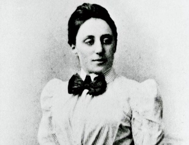 Las 5 mujeres científicas más importantes de la historia - Emmy Noether