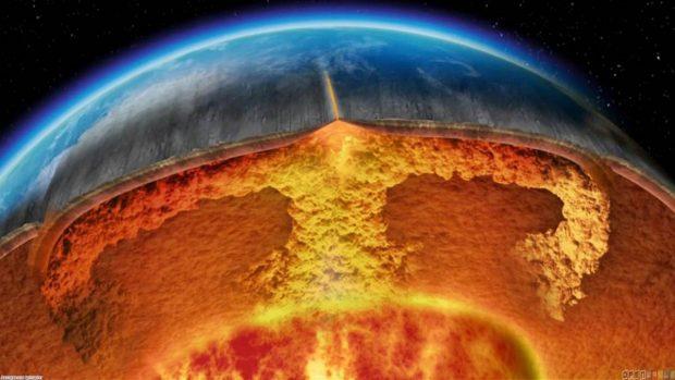 ¿Cuáles son las capas de la Tierra? - Manto