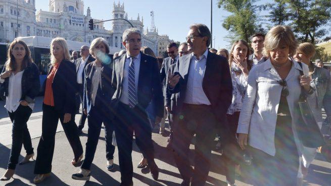 La Generalitat gastó más de 13.000€ en las comitivas de Homs en el juicio por el referéndum ilegal
