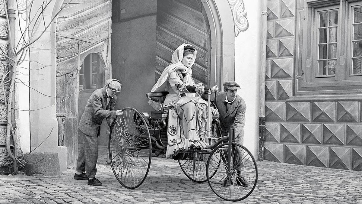 benz motorwagen primer automovil gasolina