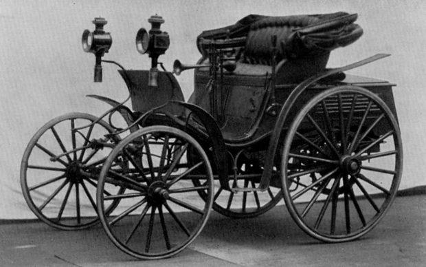 ¿Quién inventó el primer coche de gasolina? - Benz Victoria