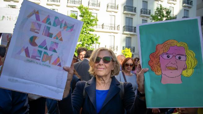 La revista podemita 'La Marea' vive del dinero público que le regala Carmena