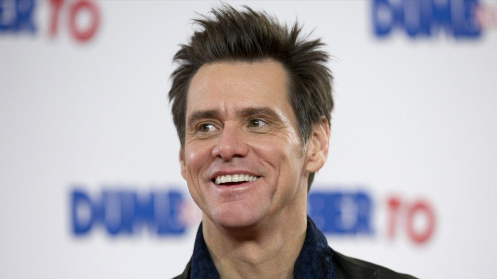 Jim Carrey. (Foto: AFP)