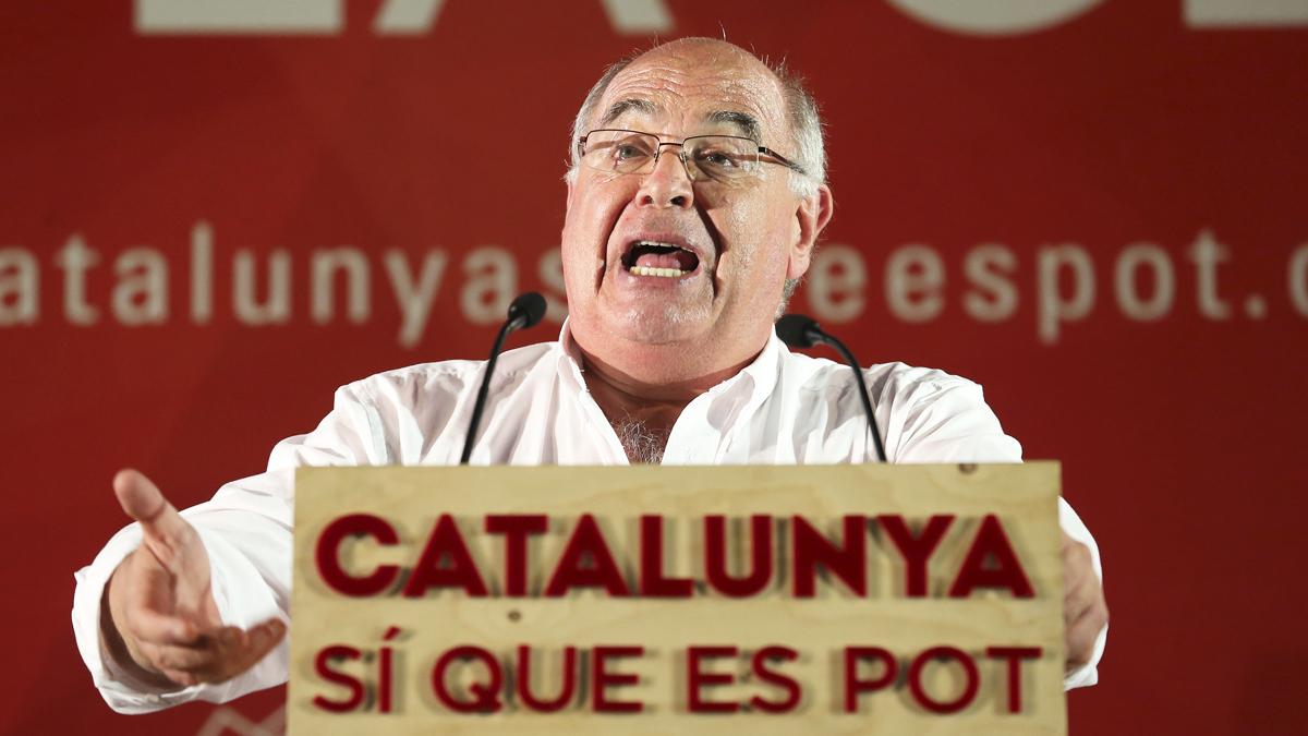 Lluís Rabell. (Foto: AFP)