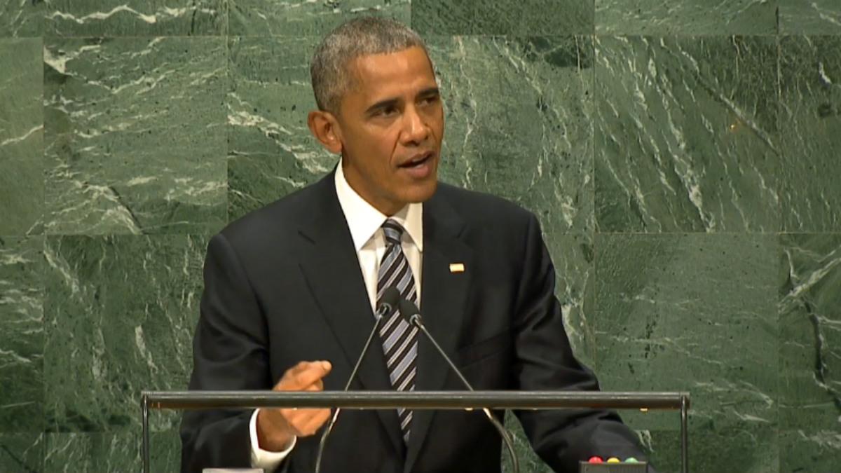 Barack Obama en una reciente imagen.