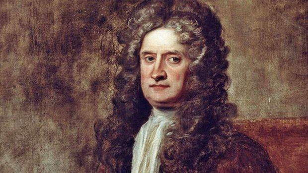 Los 5 científicos más importantes de la historia - Isaac Newton