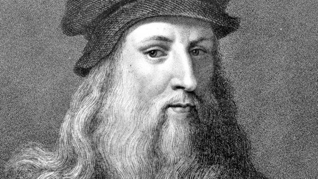 Los 5 científicos más importantes de la historia - Leonardo da Vinci