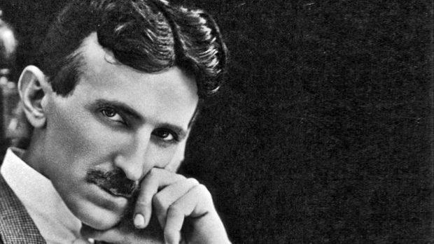 Los 5 científicos más importantes de la historia - Nikola Tesla