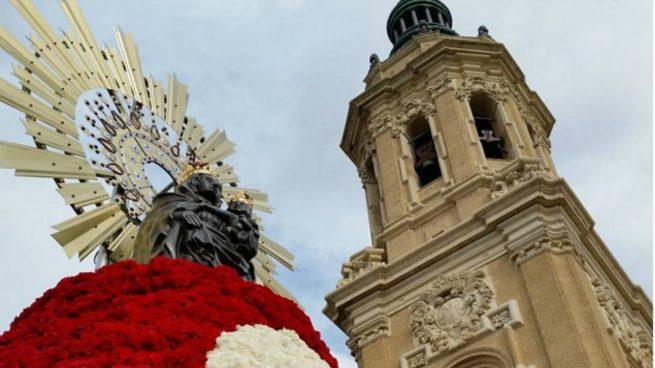 Actos religiosos de las Fiestas del Pilar 2017