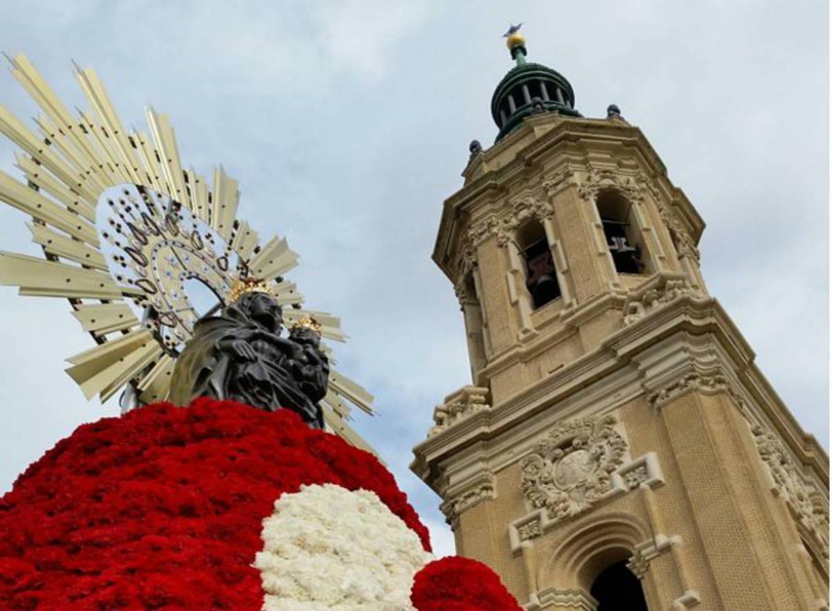 Actos religiosos Fiestas del Pilar 2016